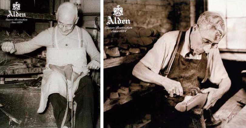 ALDENの職人