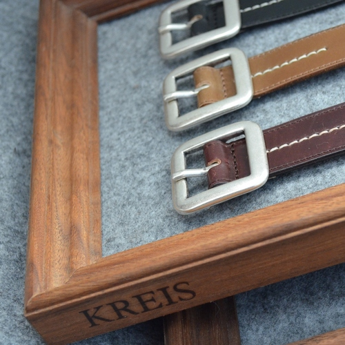 KREIS MILITARY DRESS BELT