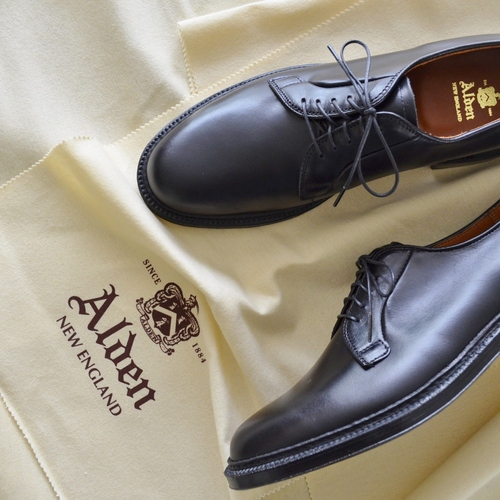 ALDEN 94327 CHROMEXCEL CLIPPER OXFORD