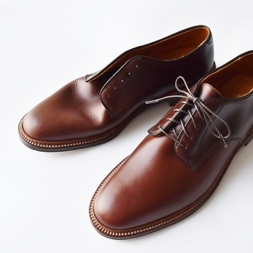 ALDEN 29364F UNLINED PLAIN TOE OX.