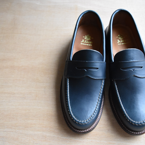 ALDEN N5203F UNLINED PENNY LOAFER