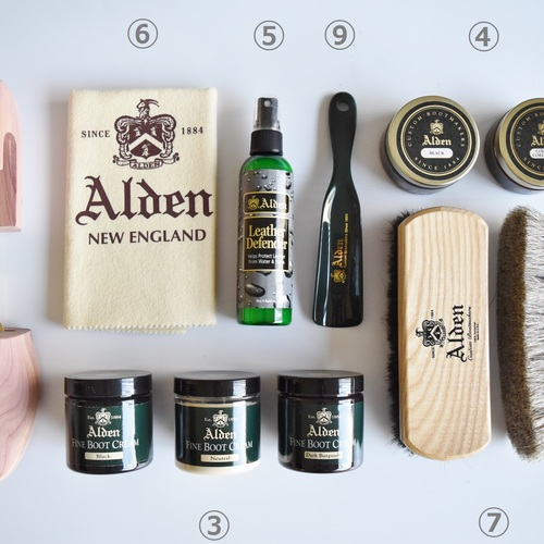 ALDEN SHOE CARE GOODS