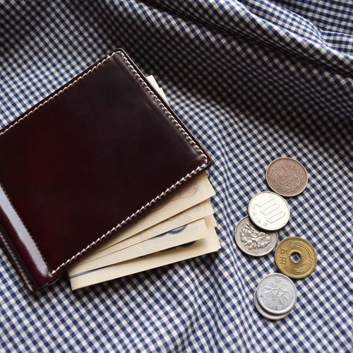 KREIS CORDOVAN MONEY CLIP