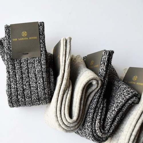 HAND LINKED SOCKS 「NEW ZEALAND MERINO WOOL」